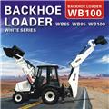 Forway WB 100, 2014, Backhoe Loaders