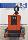 Sdmo RL16 mit SDMO 9MT M126 Lichtmast, 2008, Generatoare Diesel
