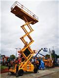 Haulotte H 18 SX, 2006, Makazaste platforme