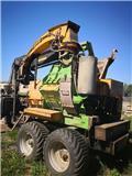 Heizohack 8-500K, 2012, Trituradoras de madera