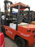 Heli 3 ton forklift, 2012, Chariot télescopique