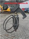 Hydraulischer Bohrantrieb mit Baggeraufnahme、2013、クローラドリル