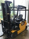Caterpillar EP 18, 2018, Electric forklift trucks