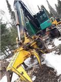 Timberjack 608, Döntő-rakásolók