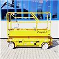 Haulotte Compact 8, 2006, Nůžková zvedací plošina