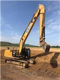Caterpillar 349 D, 2017, Excavadoras sobre orugas