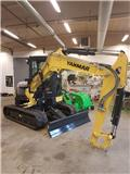 Yanmar Vio 57, 2018, Mini excavators < 7t (Mini diggers)