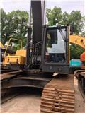 Volvo EC 380 D L, 2013, Crawler excavator