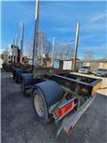 Jyki V 42 TF0, 2003, Logging Trailers