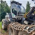 Logset 8H、2012、收穫機