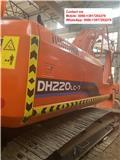 Doosan DH 220 LC-7, 2017, Raupenbagger