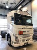 Volvo FH540 - SOON EXPECTED - 6X2 GLOBETROTTER STEERING, 2015, Chassis met cabine
