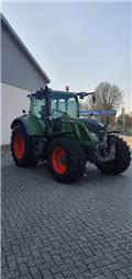 Fendt 716 Profi, 2013, Tractores