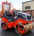 Hamm HD 12 VV, 2015, Twin drum rollers