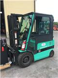 Mitsubishi FB30K-PAC, 2006, Electric Forklifts