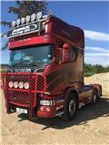 Scania R 560, 2014, Camiones tractor