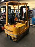 Komatsu FB 13, Electric forklift trucks