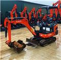 Kubota KX 016-4, 2014, Mini Excavators <7t (Mini Diggers)
