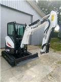 Bobcat E 26, 2019, Mini excavators < 7t (Mini diggers)