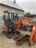 Hitachi ZX 18, 2011, Mini excavadoras < 7t