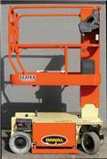 JLG 1230 ES, 2015, Radne platforme na makaze