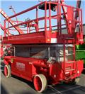 Liftlux SL 125-18, 2002, Scissor Lifts
