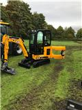 JCB 19C, 2018, Mini excavators < 7t (Mini diggers)