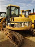 Caterpillar 308 B SR, Midi bagri 7t – 12t