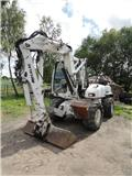Mecalac 12 M XT, 2006, Backhoe loaders