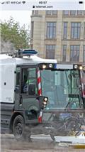 Schmidt Cityjet 3000 3000 hot wash, 2013, Sweepers