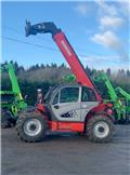 Manitou MT 1135, 2017, Telescopic handlers