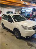 Subaru Forester 2.0, 2014, Cars
