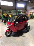 Skand Mopedbil Elskoter Gomoto 3.3, 2020, Elektriska fordon