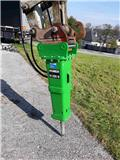 Humer H 220 S, 2018, Hydraulic pile hammers