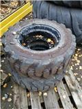 Bobcat renkaat 16.5-10 puhkeamattomat vanteineen، الإطارات والعجلات والحافات