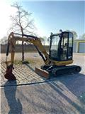 Caterpillar 302.7 D CR, 2015, Mini excavadoras < 7t