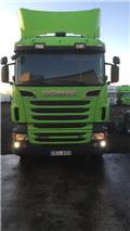 Scania R 730 LB, 2012, Chassier