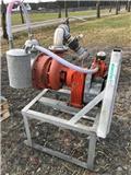 Doda L27 - 540 RPM, Pumpar och omrörare
