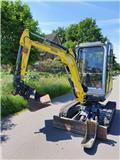 Wacker Neuson ET24, 2016, Mini Excavators <7t (Mini Diggers)