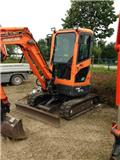 Doosan DX 27 Z, 2009, Mini excavators < 7t (Mini diggers)