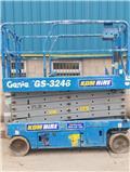 Genie GS 3246, 2006, Scissor lifts
