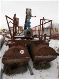Pompa statie de sortare de spalat cu ponton, 2000, Pompa de apa