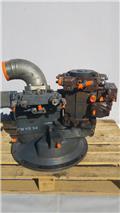Rexroth Pompa Pump A8V0200 fit to O&K RH16,5, 2009, Hydraulikk