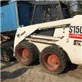 Bobcat S 150, 2014, Skid steer loaders