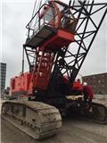 Hitachi KH 300-3, 1991, Tracked cranes