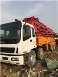 Isuzu 42M, Lastbilar med betongpump