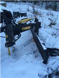 Optimal schaktblad 280 cm, 2017, Drugi stroji za cesto in sneg