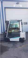 Atlet EF16L, 2015, Electric Forklifts