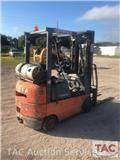 Toyota forklift, Skid Steer Loaders