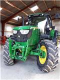 John Deere 6115 M, 2014, Traktori